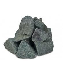 Камень Пироксенит колотый 20 кг (ведро)