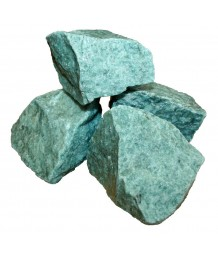 Камень Жадеит средний колотый ( 5кг )
